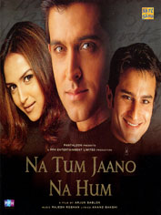 Hrithik Roshan: Na Tum Jaano Na Hum Lyrics Na Tum Jaano Na Hum