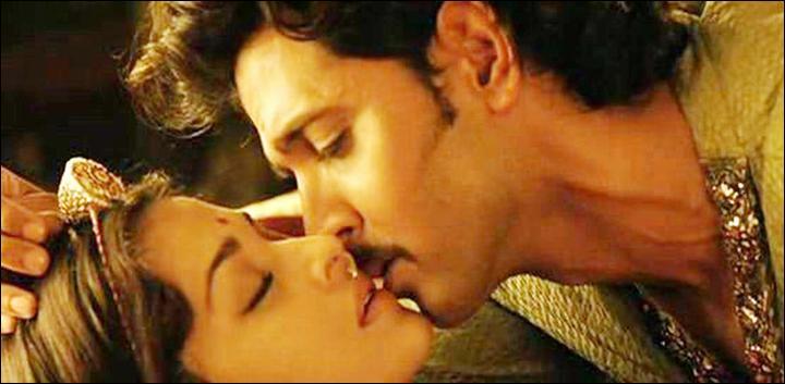 Секс в индийских фильмах.