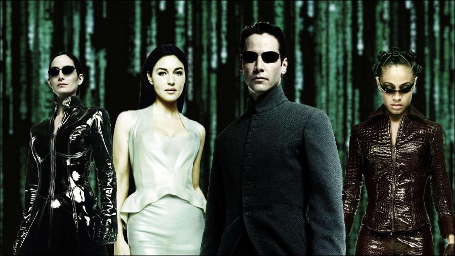 neo and the oracle in the movie the matrix The matrix movie is a science fiction-action film which in this movie neo is a hero and he is a computer programmer and he when i went to the oracle.