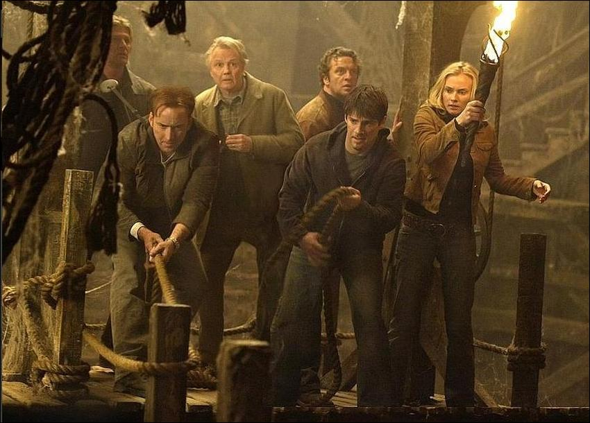 National Treasure Production Notes 2004 Movie Releases