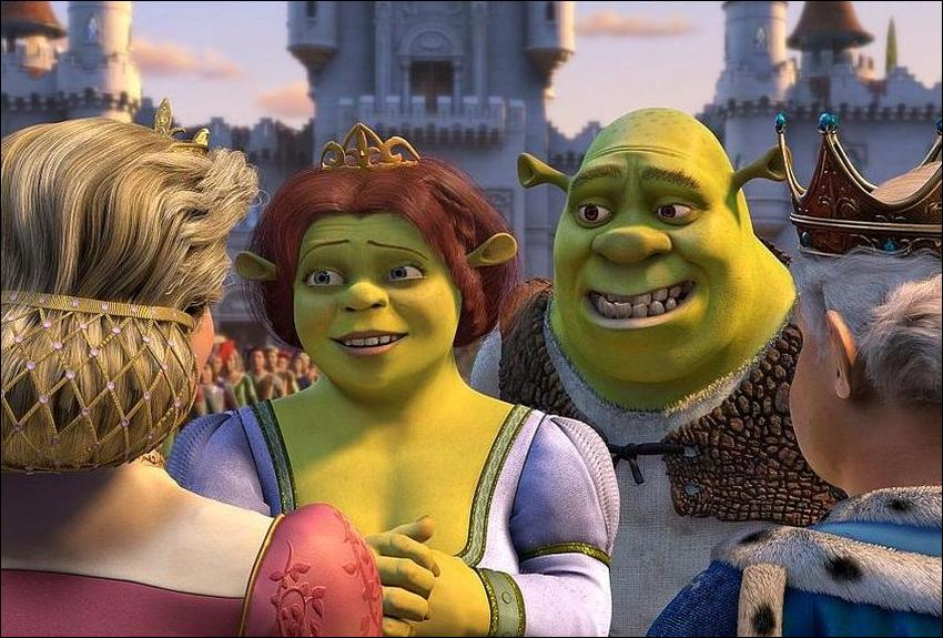 Shrek 2 Movie Production Notes 2004 Movie Releases