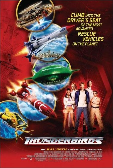Watch Johnson Family Vacation Full Movie Online Free >> Thunderbirds Movie Production Notes | 2004 Movie Releases