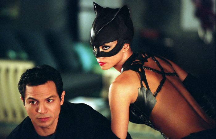 Catwoman Movie Production Notes 2004 Movie Releases