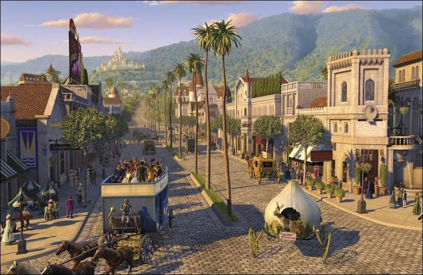 Shrek 2 Movie Production Notes | 2004 Movie Releases