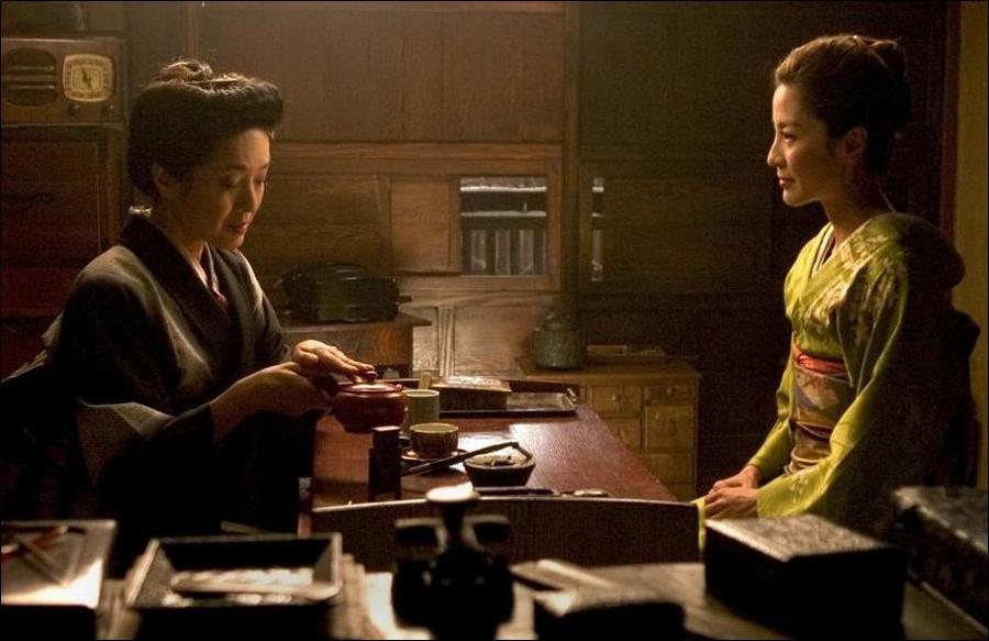Memoirs of a Geisha ending narration - YouTube