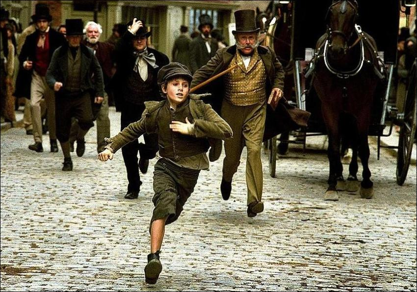My opinion on the movie oliver twist