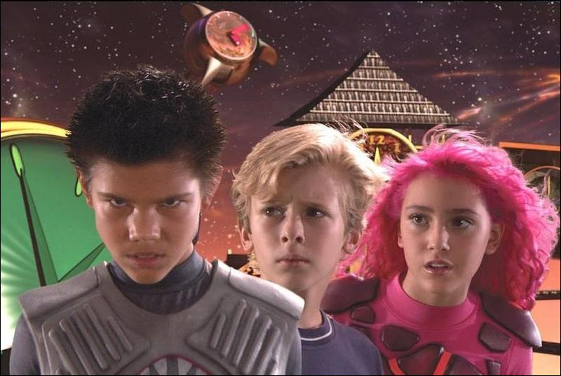 The Adventures Of Sharkboy And Lavagirl Production Notes 2005