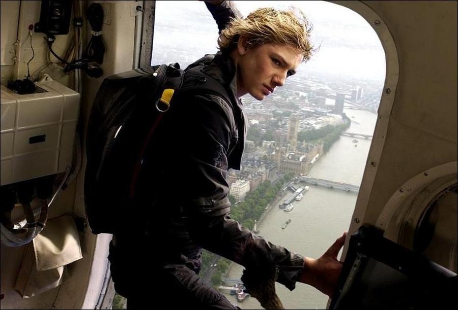 Alex Rider Operation Point Blanc Full Movie