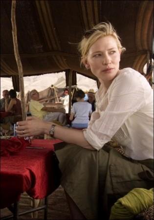 Babel Movie - Cate Blanchett