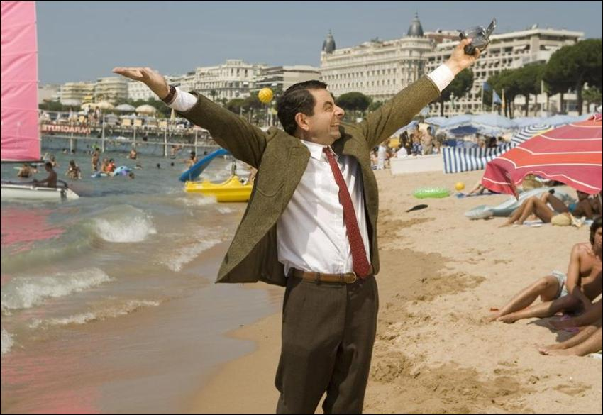Mr Bean S Holiday Production Notes 2007 Movie Releases
