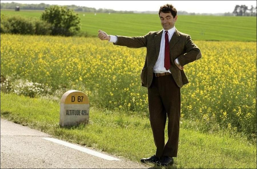 mr bean 39 s holiday production notes 2007 movie releases. Black Bedroom Furniture Sets. Home Design Ideas