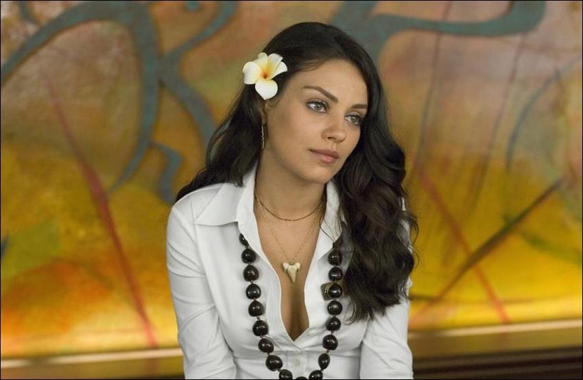 Mila Kunis hawaii movie