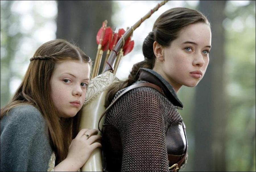 The Chronicles Of Narnia Prince Caspian Lucy The Chronicles of Narnia
