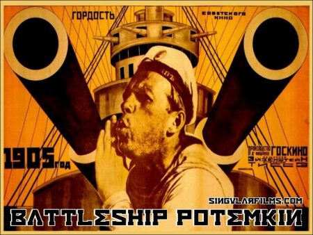Battleship Potemkin - Russian Revolutionary Cinema