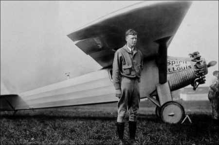 Charles Lindbergh: The Challenge of the Air