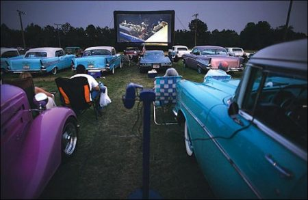 Drive-in Cinemas