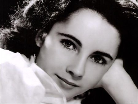 Woman Movie Stars as Role Models - Elizabeth Taylor