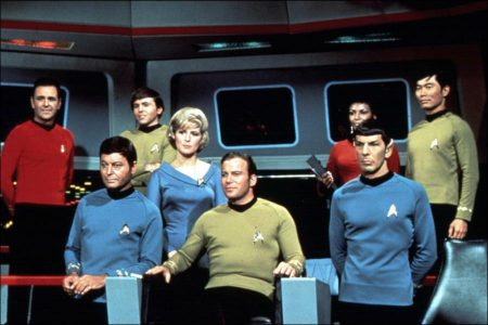 Star Trek - American Television and the Wider World