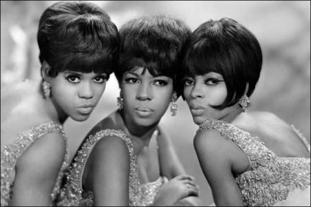 The Supremes and the Tamla Motown