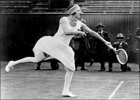 Women in Sports: Suzanne Lenglen and Others