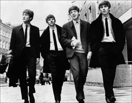 Popular Culture in Britain - The Beatles