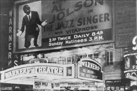 The Jazz Singer - The Coming of Sound