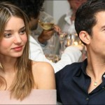 Orlando Bloom and Miranda Kerr's secret wedding