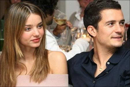 Orlando Bloom and Miranda Kerr's secret wedding