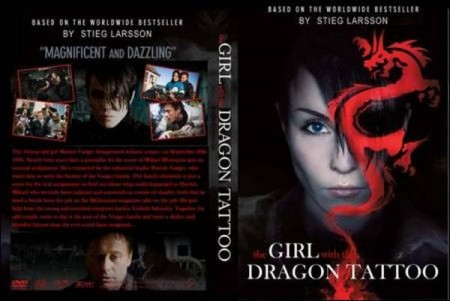 DVD Releases: The Girl With The Dragon Tattoo DVD