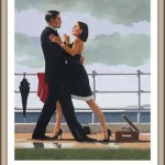Jack Vettriano and Anniversary Waltz