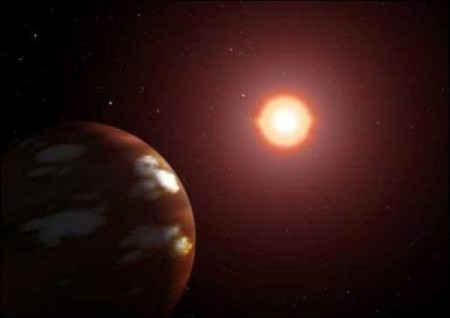 Could new found planet be just right for life?
