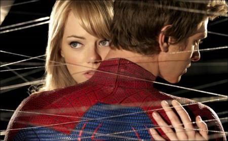 Spider-Man' love triangle revealed