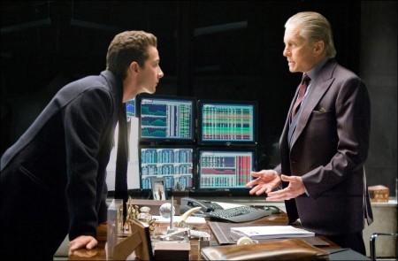 'Wall Street' tops weak box office