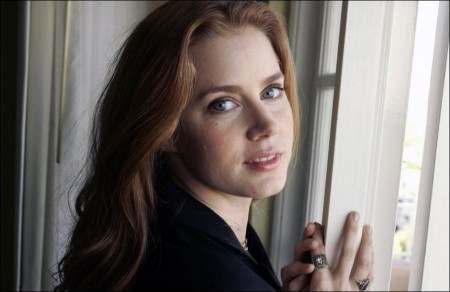 It's a girl for Amy Adams