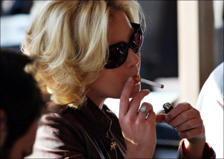 How Katherine Heigl is quitting smoking