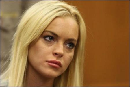 Judge orders Lindsay Lohan back to rehab