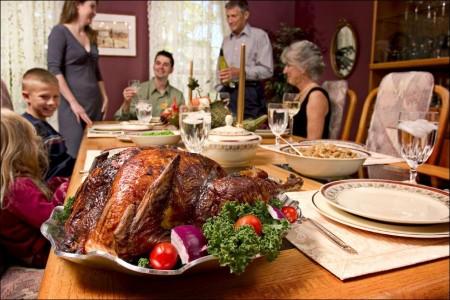 Five Thanksgiving myths debunked