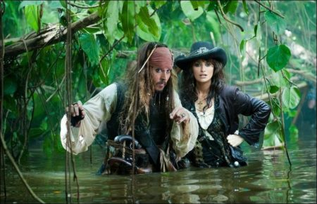 'Pirates of the Caribbean 4' sneak peek