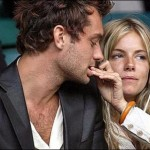 Sienna Miller and Jude Law split up