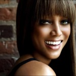 Tyra Banks attends elite business school
