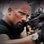 Dwayne Johnson bulks up for 'Fast Five'