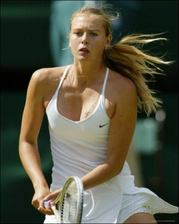 All About Maria Sharapova