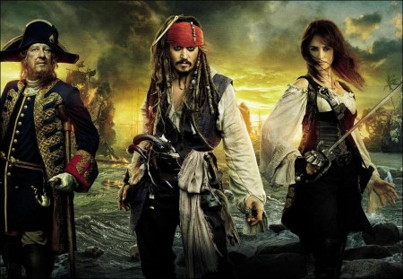 Box-Office: Pirates Rides Smaller 'Tides'