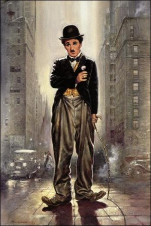 Remembering Charlie Chaplin and the City Lights