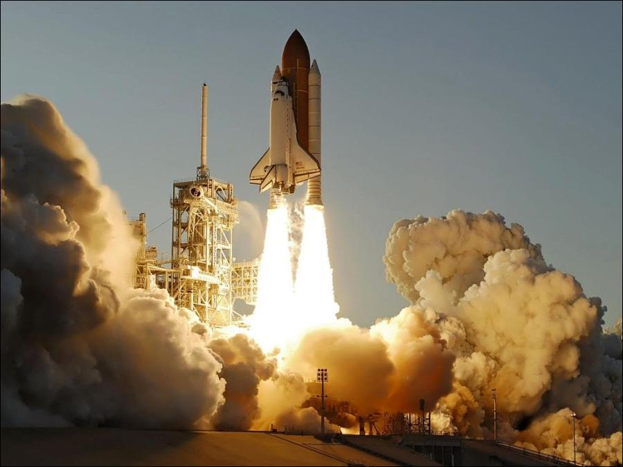 NASA launches Space Shuttle Atlantis on historic final ...