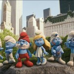 Smurfs: Welcome to Central Park, New York