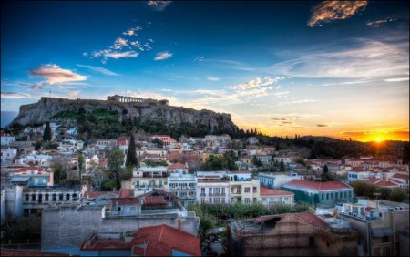 The Sunlight in Athens