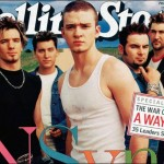 Backstreet Boys, Rolling Stone Magazine Cover 2001