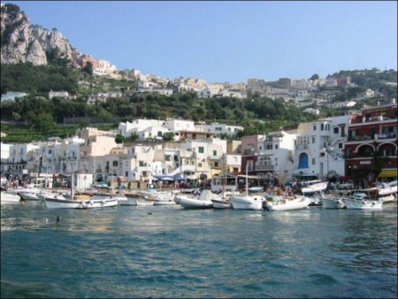 Capri: Surprisingly pretty and peaceful