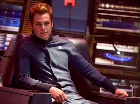 Chris Pine talks Star Trek shooting days